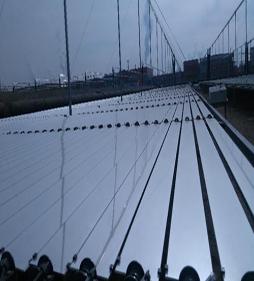 线性菲涅尔太阳能聚光集热系统