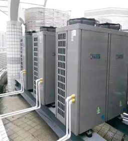 呼和浩特采暖、制冷、热水三联供