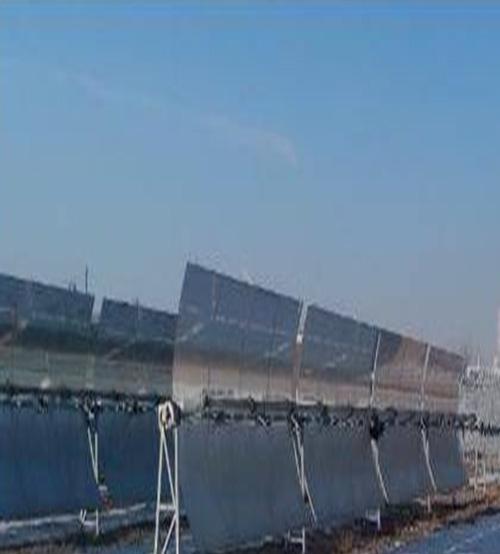 乌海太阳能聚光集热蒸汽系统