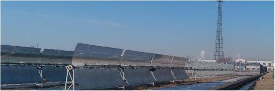 太阳能聚光系统